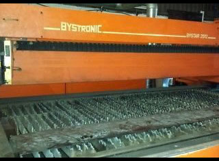 Bystronic Bystar 2512 P80413151
