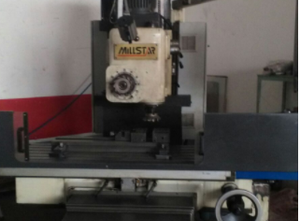 Millstar 1300 mm x 450 mm vertical milling machine