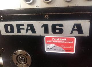 TOS OFA 16A P80417073