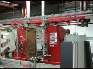 Kompletna linia przetwórstwa drewna MAW NOTTMEYER HAB.V.LT/DP - K-PRESSE SH-KP-1/7