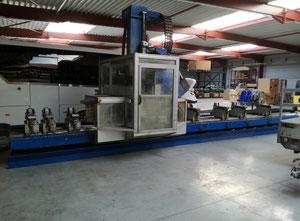 Centro de mecanizado 5 ejes SCHUECO PBX 7200 AL