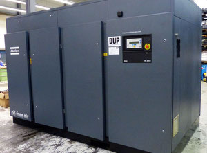 Atlas Copco ZR400 Piston compressor