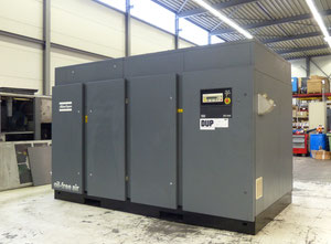Atlas Copco ZR300 Piston compressor