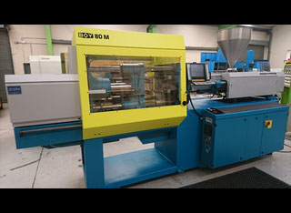 boy 80m procan injection moulding machine exapro