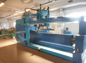 Benninger VERSOMAT Sectional warping machine