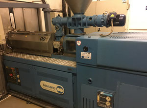 Ligne d'extrusion Bausano Tipo MD2/66C19-HK