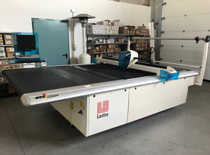 Used Lectra VT-TT-FP-72 Automated cutting machine