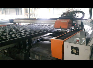 Diptech GlassJet Glass washing / coating and printing machine