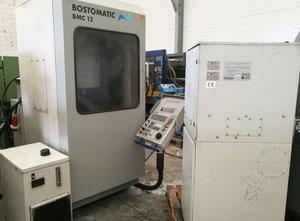 Centro de mecanizado vertical Mikron Bostomatic BMC 12