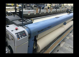 Sulzer P7300 HP Projectile loom