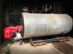 Garioninaval NG/C 2000 Industrial boiler