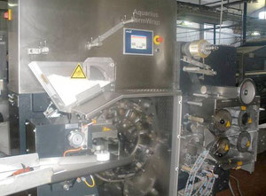 Used AQUARIUS FormWrap F Lollipop-stamping machine