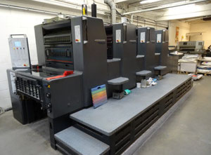 Heidelberg PM 74-4 Offset four colours
