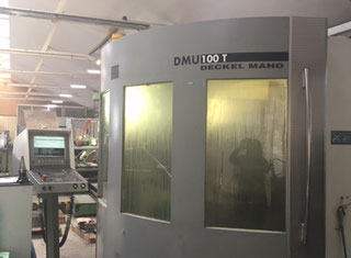 Deckel Maho DMU 100 T P80427062