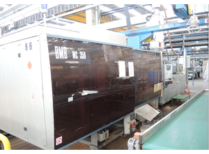 BMB MC 350 Injection moulding machine