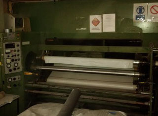 Cevenini TV300 Log Slitting machine P80430089