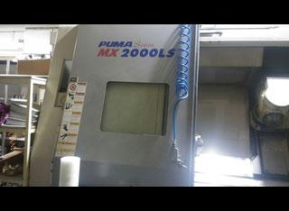 Doosan Daewoo Puma MX 2000 LS P80501005