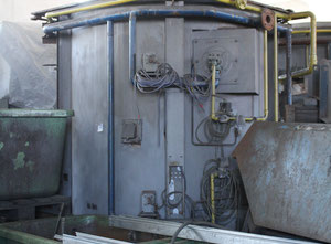 Underground heat treatment furnace 1600 l