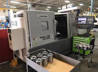 Okuma LB 4000EX-II/1500 cnc lathe - Exapro