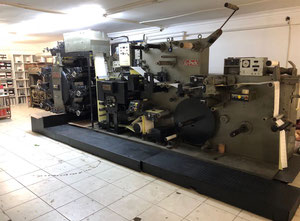 Kopack 250 Label printing machine