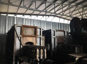 Gadda passo di pellegrino Industrial oven