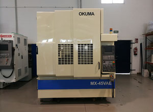 Okuma MX-45 VAE Machining center - vertical