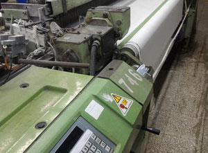 Sulzer G6200 Loom with jacquard