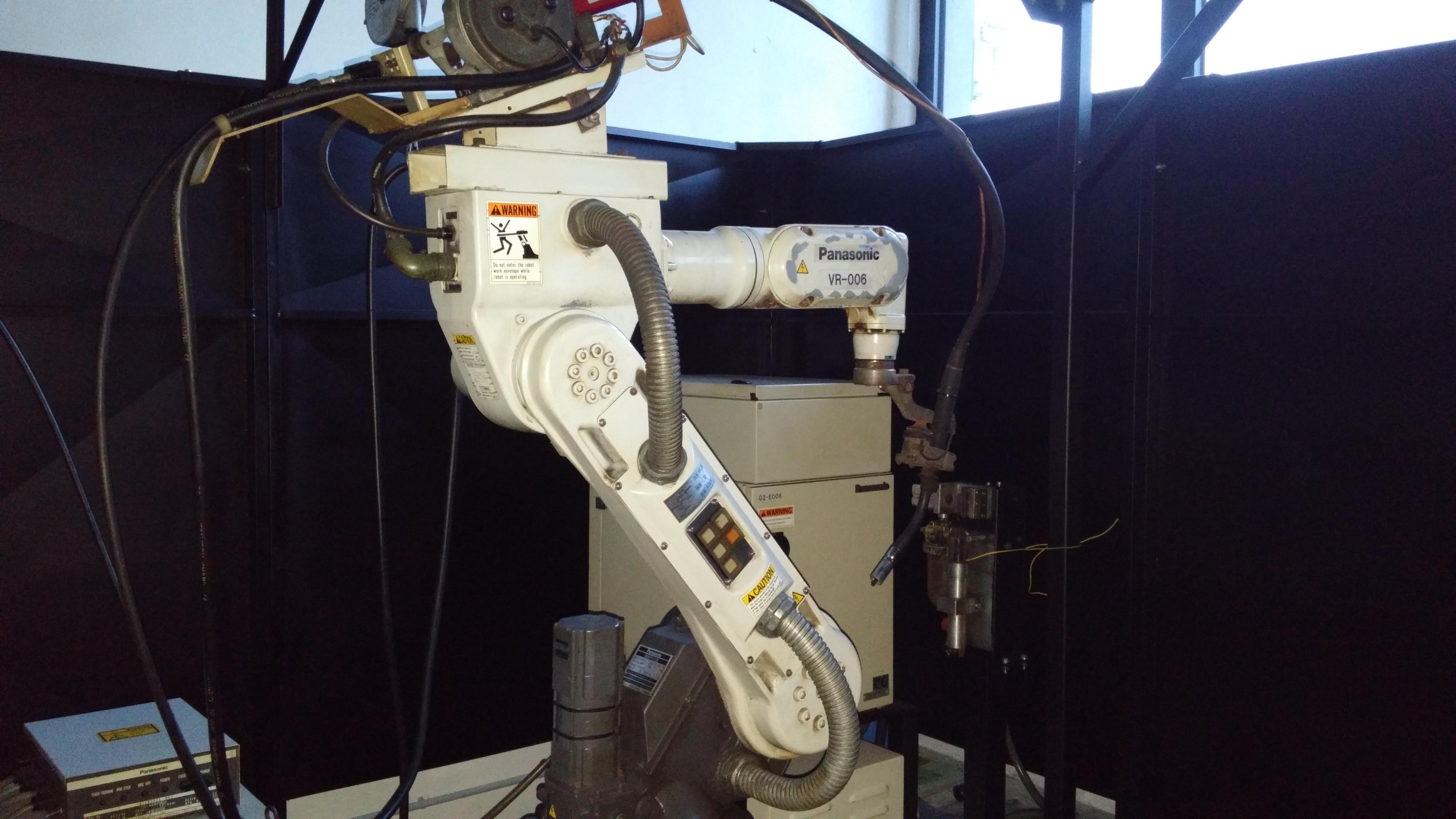 panasonic vr 006 gii industrial robot exapro rh exapro com