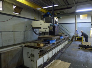 ZAYER 20 KMU-6000 Horizontal milling machine
