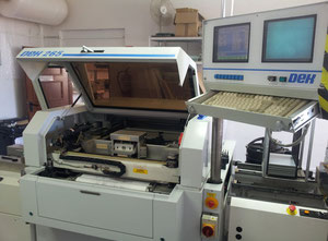DEK 265 Mk1 Screen printing machine