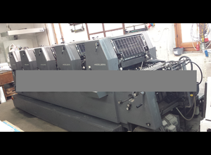 Offset cinco colores HEIDELBERG GTO 52 F