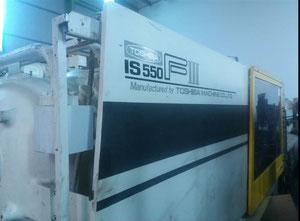 Vstřikovací lis (elektrický) Toshiba IS550FX-34A