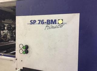 Bobst SP 76-BM Foilmaster P80511189