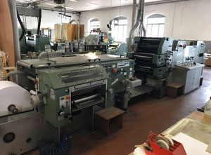 Muller Martini PRONTO 2200 Web continuous printing press