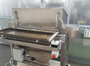 Latina Mareco - Machine for the Removal of Powder Products from Drying Oven Trays  used