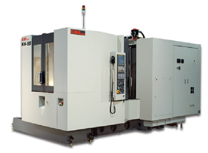 Kiwa KH-55 Horizontal milling machine