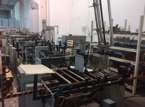BOBST Domino 100-M Falzmaschine