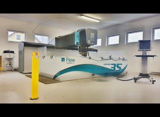 FLOW MACH 3-4020b Edition 35 waterjet cutting machine