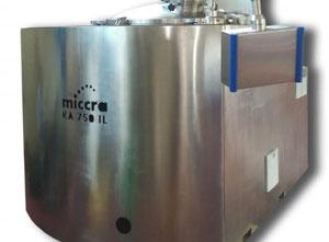 New Miccra MaxiPlant KA 750 IL Liquid mixer Homogenizor