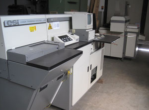 Semiconductor machine ESI 4300