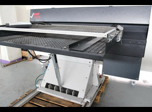 LNS Quick Load Servo III Bar feeder