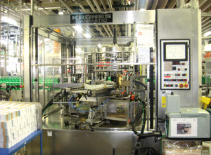 Gebraucht KRONES CANMATIC Etikettiermaschine
