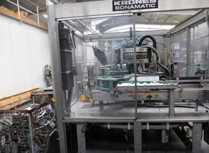 Gebraucht KRONES Bonamatic Etikettiermaschine 720-12-4-4