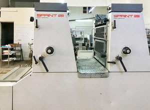 Komori S-228 SN170 Offsetdruckmaschine 2 Farben