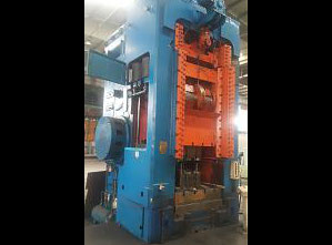 MIRFO 2500 Ton Cold forging machine