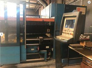 Prima Industrie Platino 1530OHS laser cutting machine