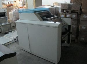 Máquina de postimpresión Hunkeler RW 6
