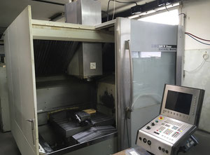 Maho DMG 64 cnc vertical milling machine