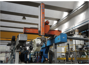 Robot cartésiano CAMPETELLA SPEEDY PLUS CO5 CNC BRT