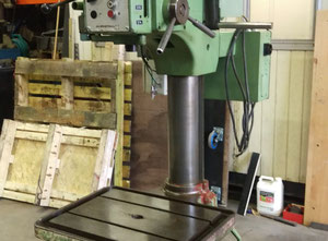 Alzmetall AB4 / SV Floor type drilling machine